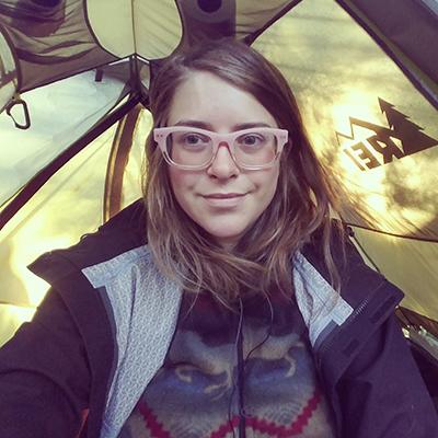 P3 Hiker Kelly Kate Warren