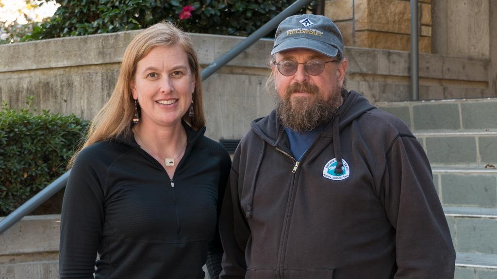 photo of Jennifer Tripp and Mike Dawson
