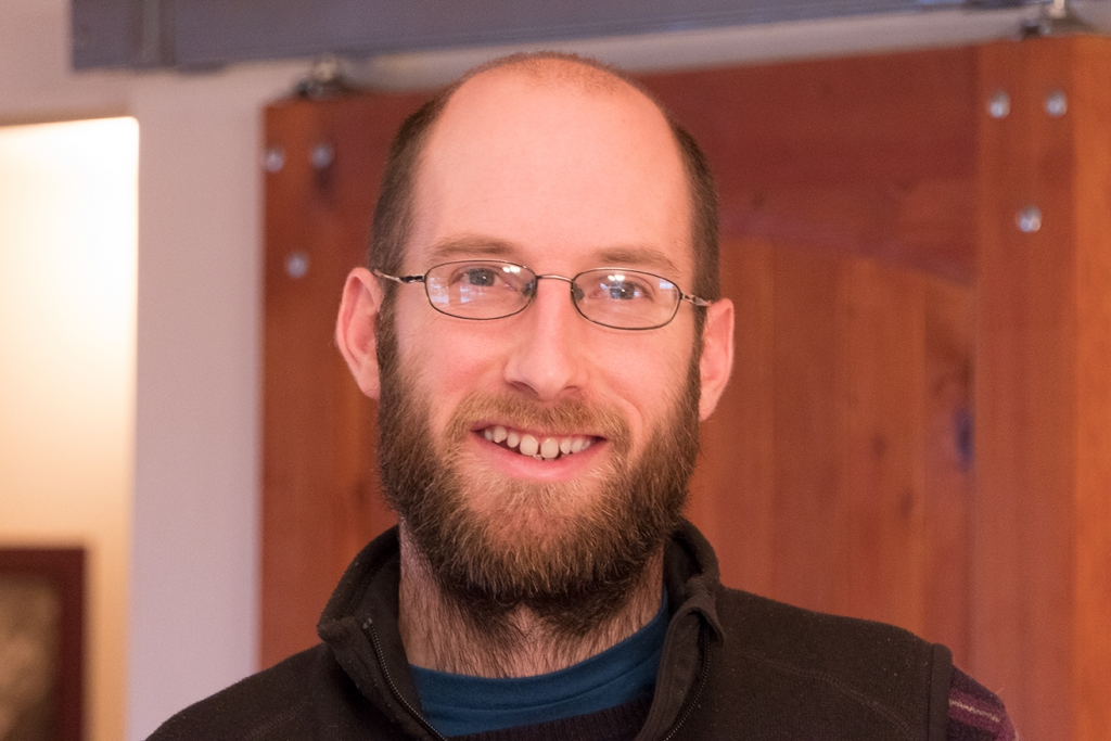 PCTA's incoming North Cascades Regional Representative Michael Hanley