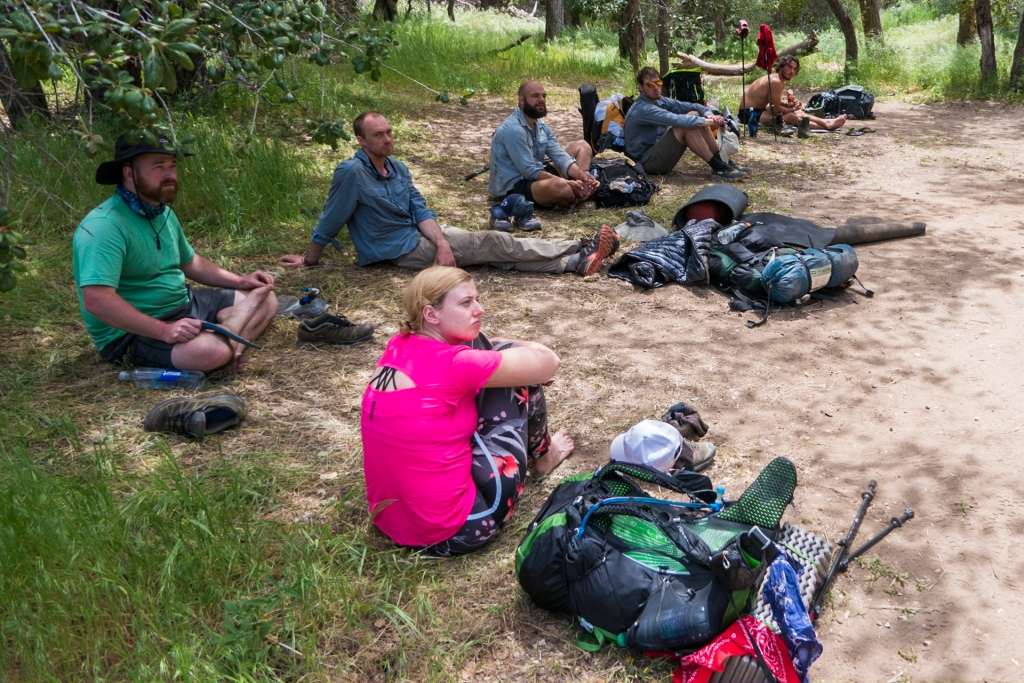 Managing Visitor Use On The Pct Pacific Crest Trail
