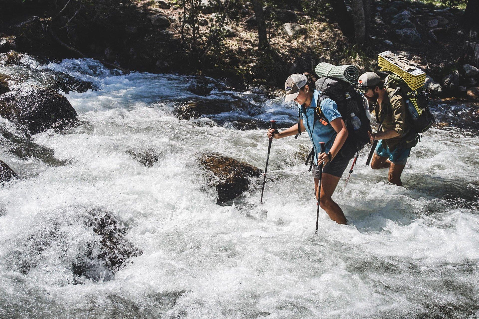 Do not swim against the stream, do not swim with the stream, swim where you want 96