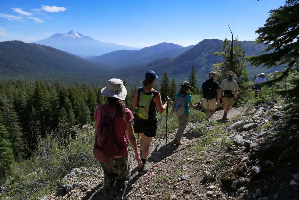 Day and section hiking - Pacific Crest Trail Association