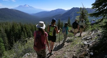Discover the Trail - Pacific Crest Trail Association