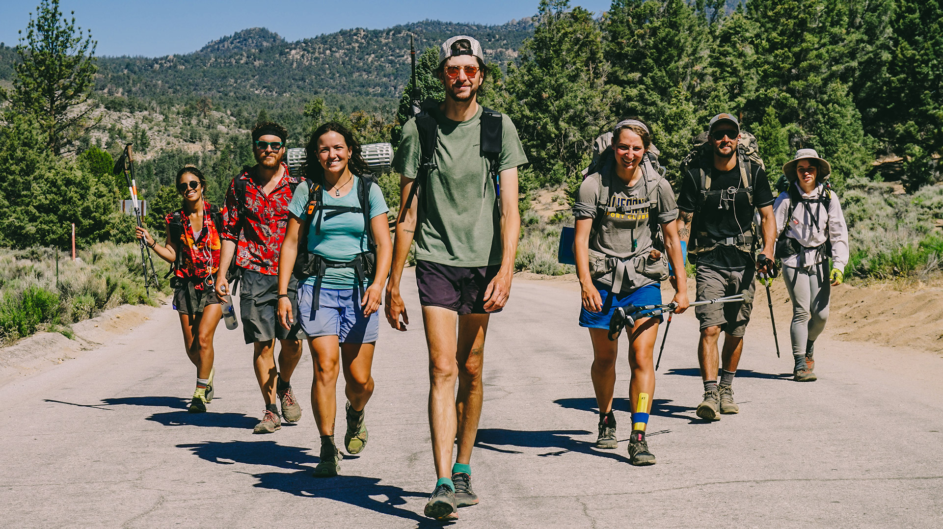 2019 PCT permits thruhikers