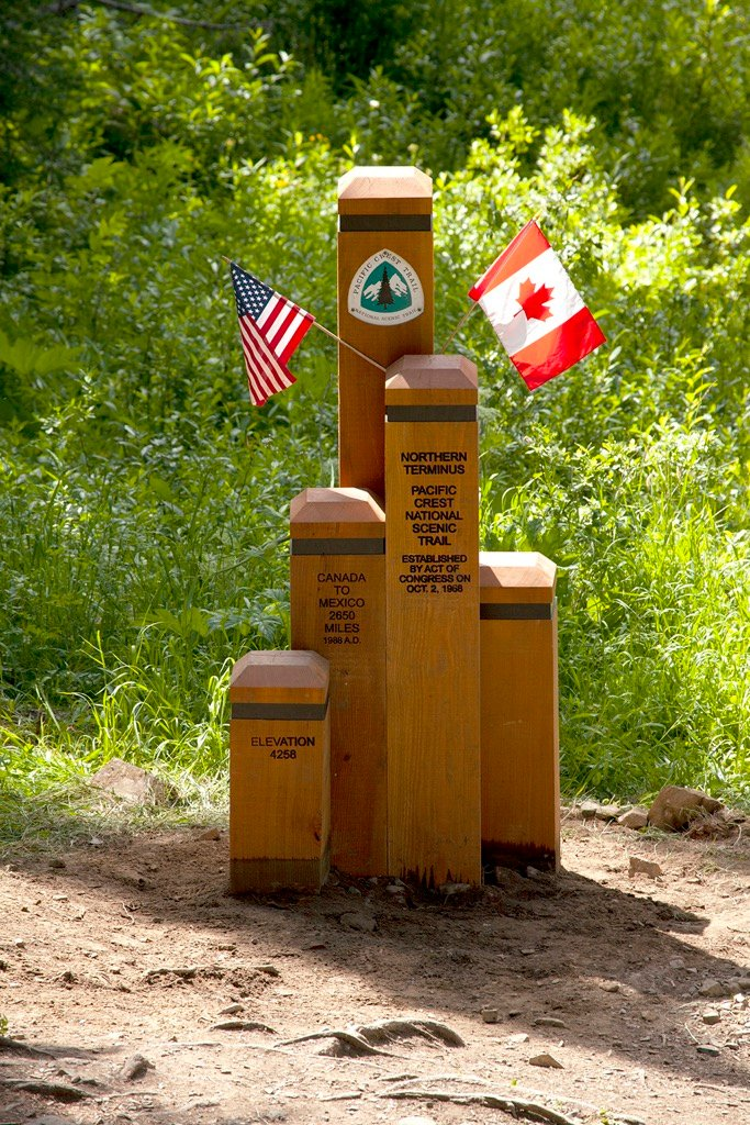 The inside story of making the new PCT Northern Terminus