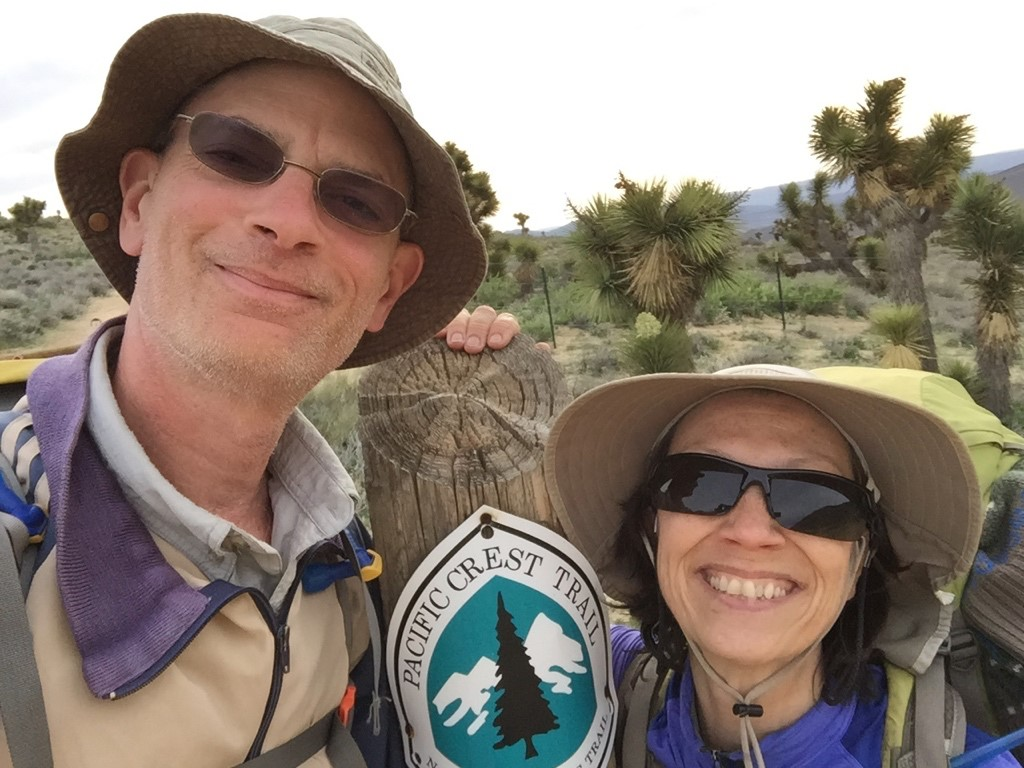 PCT Southern Terminus hosts