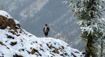 weather forecast for the pacific crest trail