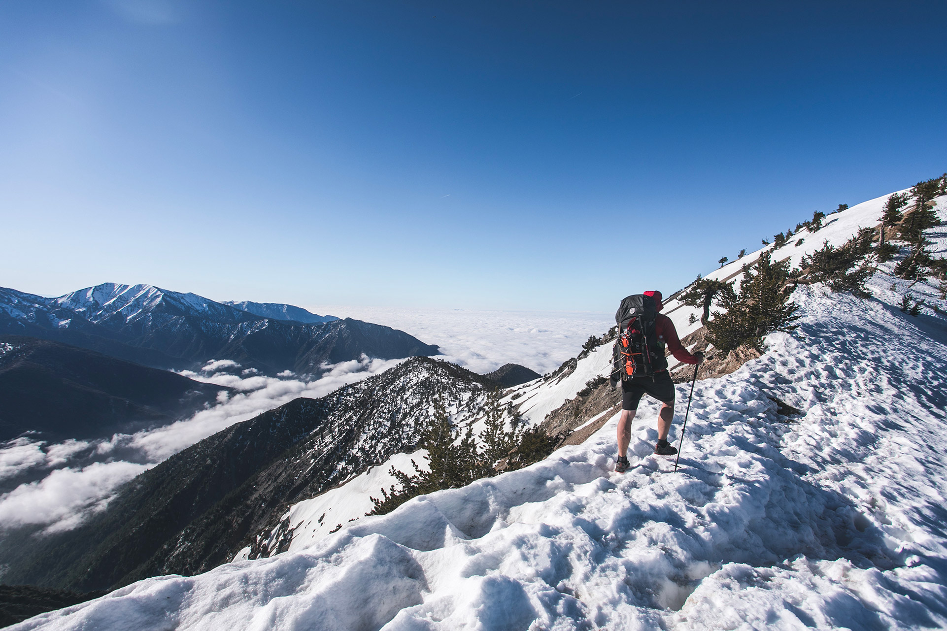 When to hike the PCT - Pacific Crest Trail Association