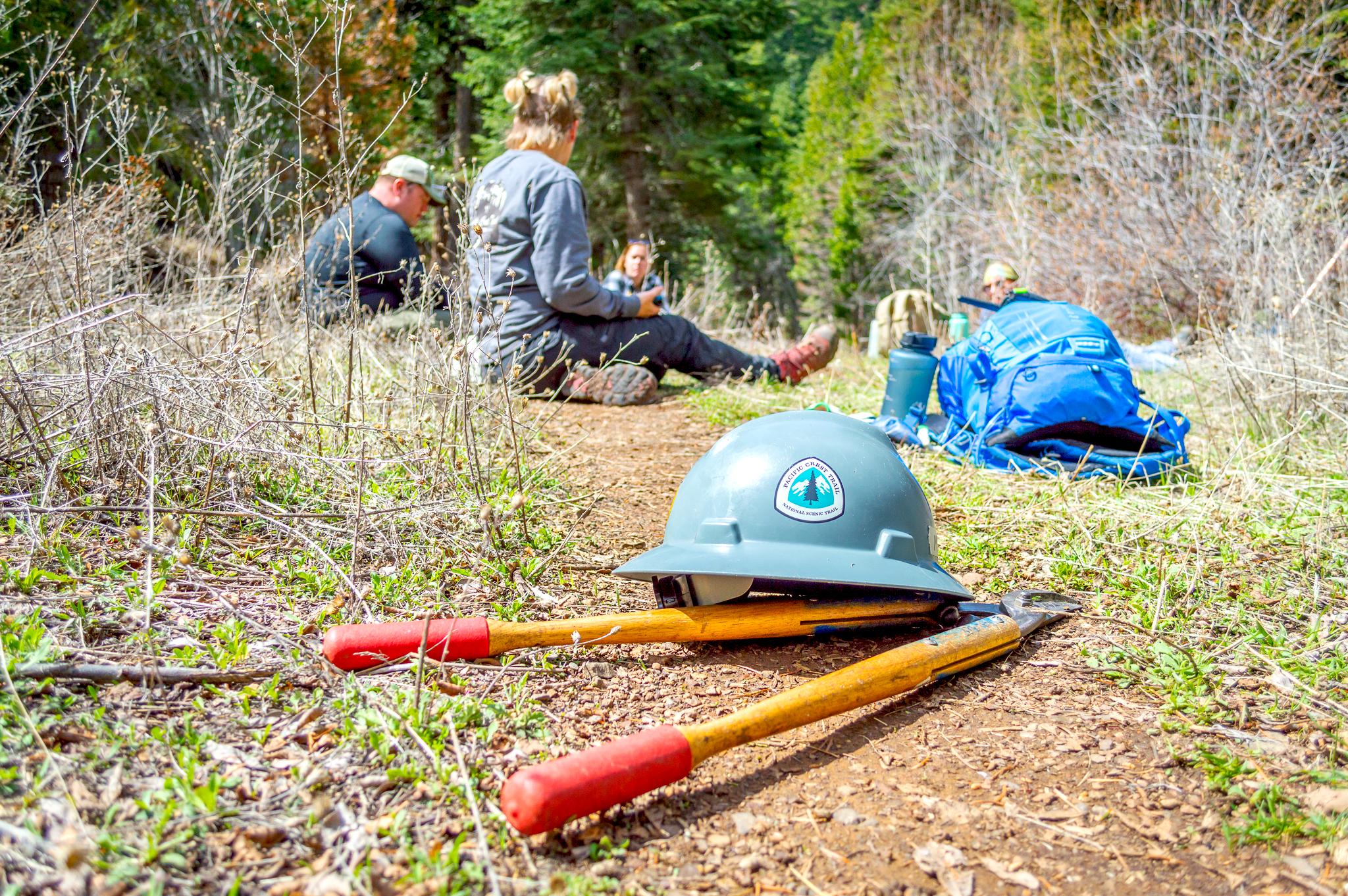 Project schedule - Pacific Crest Trail Association