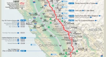 pct overview maps