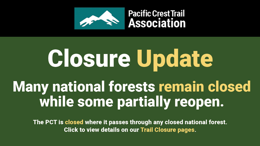 Wildfire Closures