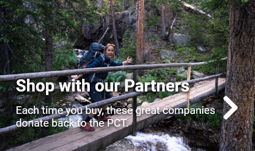 Shop with our Partners. Each time you buy, these great companies 