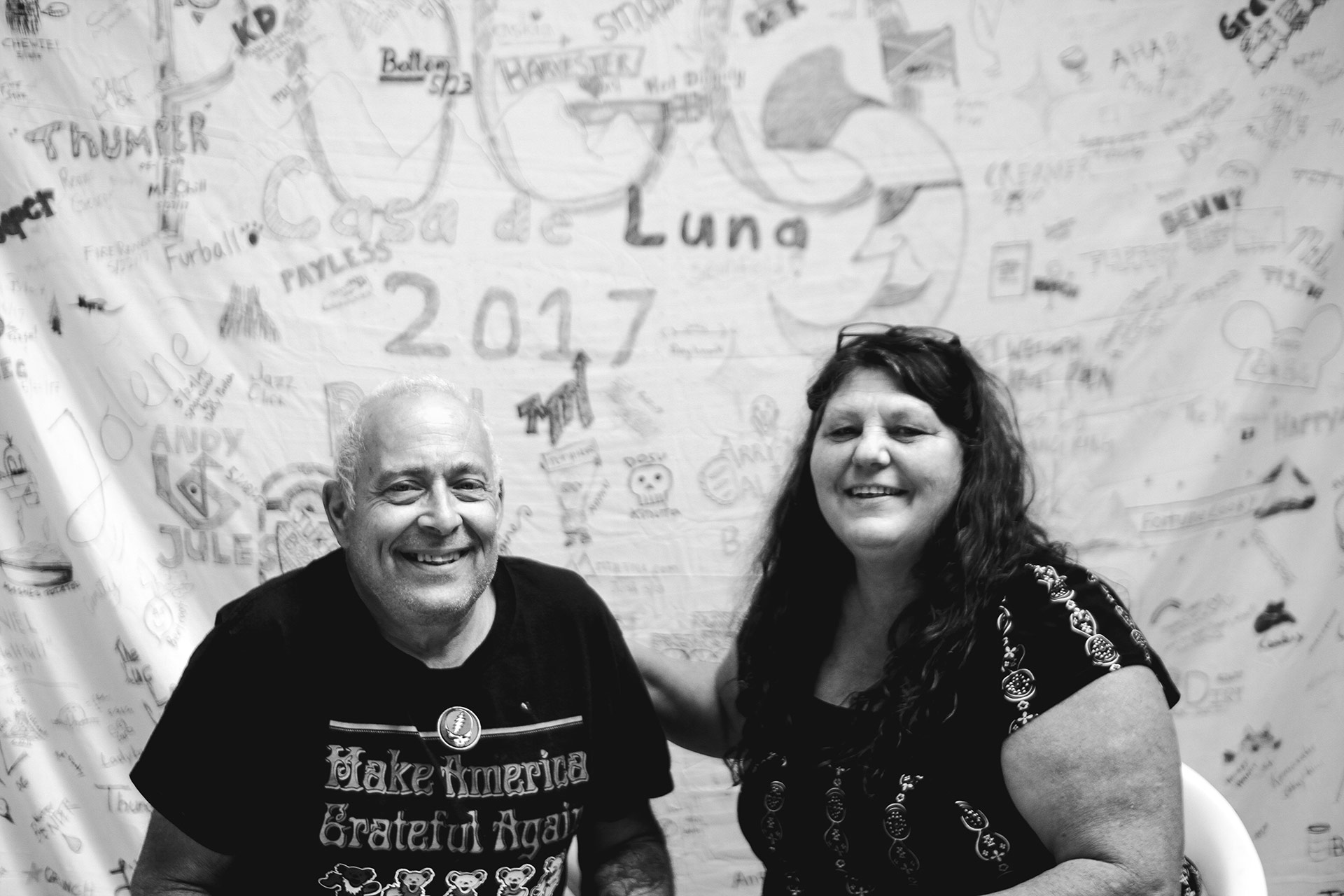 A tribute and apology to Terrie and Joe Anderson of Casa de Luna